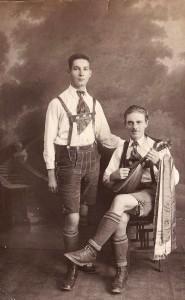 Epping und sein Wanderfreund