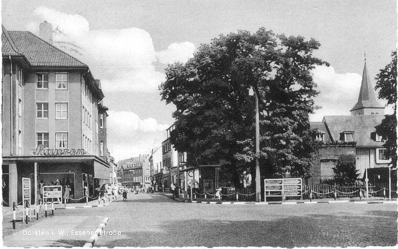 Essener Tor, Postkarte