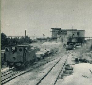 Quarzwerk, Aufnahme vor 1947