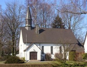Gnadenkirche in Altwulfen; Foto: Christian Gruber