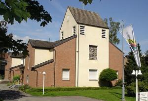 Martin-Luther-Kirche in Holsterhausen
