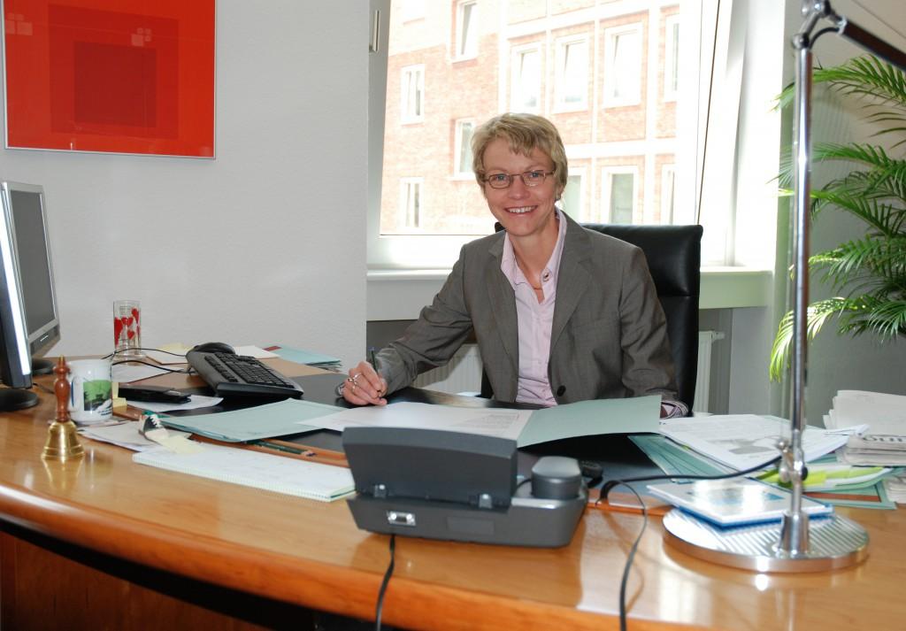 Vize-Regierungspräsidentin .... Feller-Elverfeld