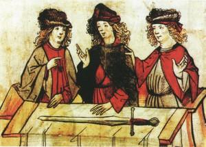 Feme-Gericht Soest, 15. Jahhundert