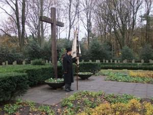 Gräberanlage der Gefallenen in Holsterhausen