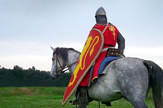 Reiter der Normannen