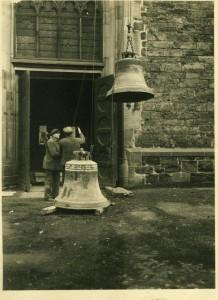 Abnahme St. Agatha 1942