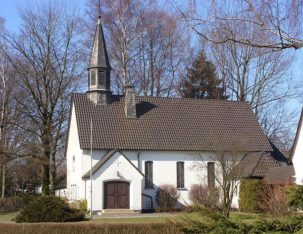 Gnadenkirche in Altwulfen (heute als Kirche aufgehoben); Foto: Christian Gruber