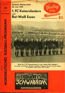 ..... Grewer-Titelseite 1955