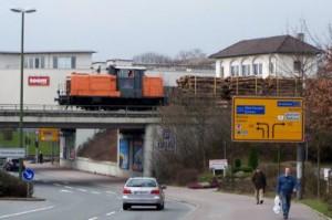 Hafenbahn auf Dorstener Gleis