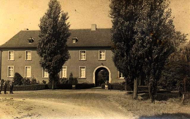 Haus Hagenbeck 1915
