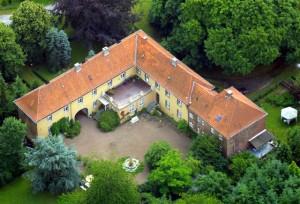 Haus Hagenbeck, frühere Vorburg heute