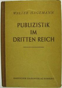 Titel Walter Hagemenns