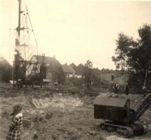 Neuverlegung 1951