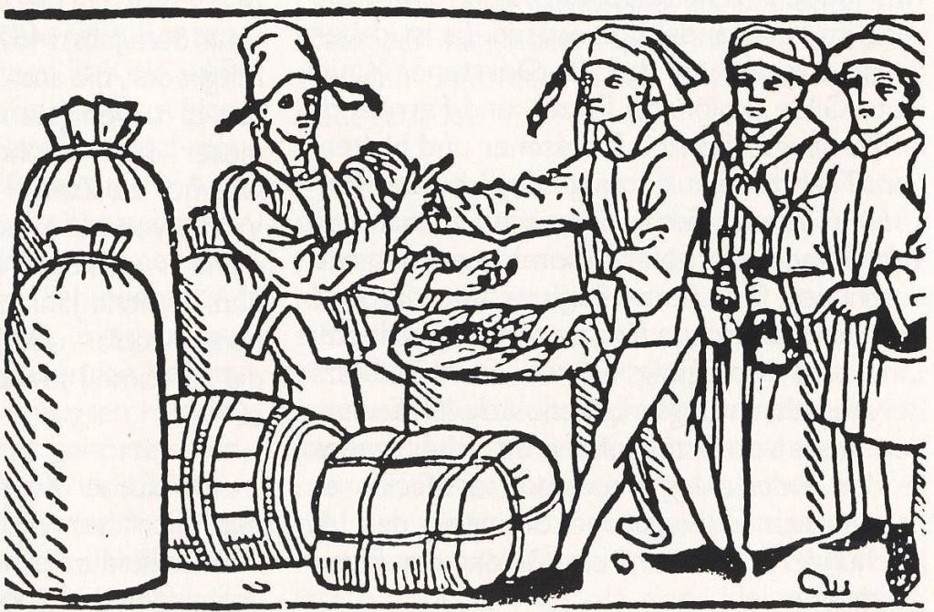 Kaufleute, 16. Jahrhundert