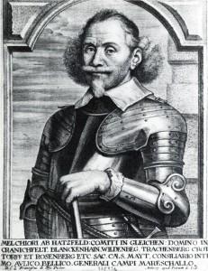 Graf Melchior Hatzfeld