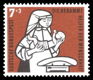Sonderbriefmarke 1956