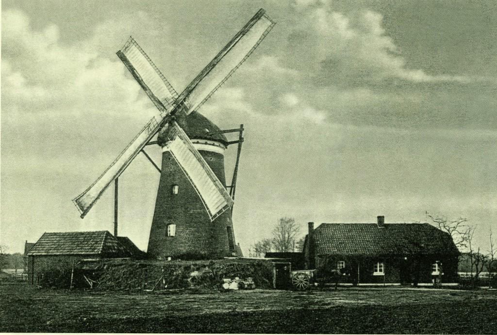 Dorfwindmühle Hervest