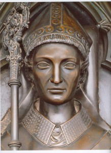 Grabmal Graf Konrad von Hochstaden
