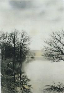 Hammbach in Holsterhausen an der Steinhalde 1926
