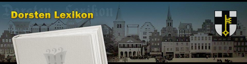 Dorsten Lexikon