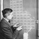 Geldscheine - die moderne Tapete