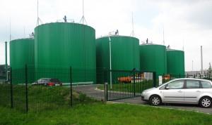 Biomassewerk 2012; Foto: Wolf Stegemann