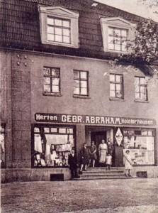 Borkener Straße in Holsterhausen