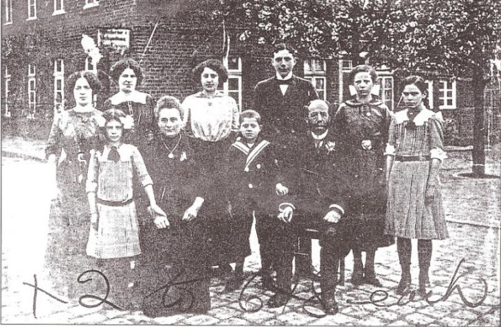Familie Lebenstein in Lembeck