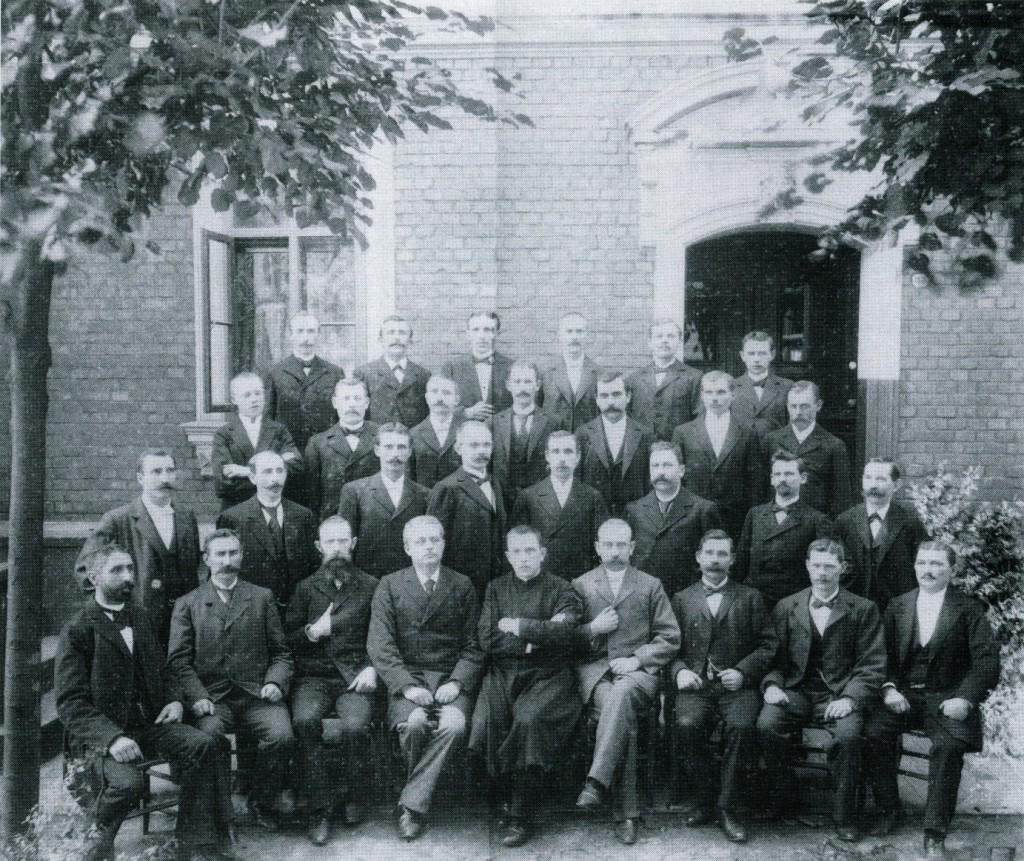KIrchenchor St. Agatha 1898
