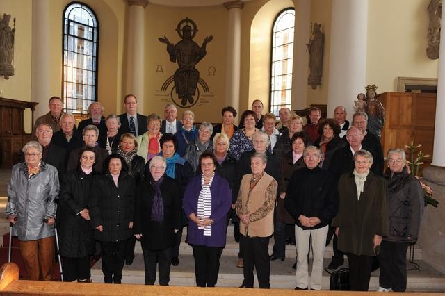 Kirchenchor St. Josef 2009