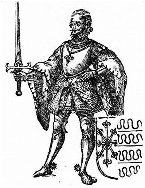 Graf Dietrich VI. von Kleve