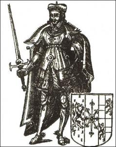 Graf Dietrich VIII. von Kleve
