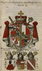 Wappen des Erzbistiums Köln