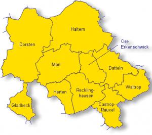 Kommunale Neuordnung 1975
