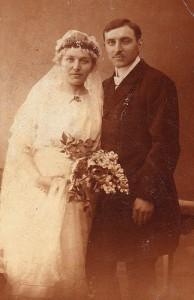 Artur und Maria Kramm 1921