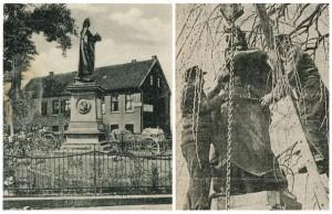 """Kriegrdenkmal """"Germania"""" erinnerte an den Krieg 1870/71"""