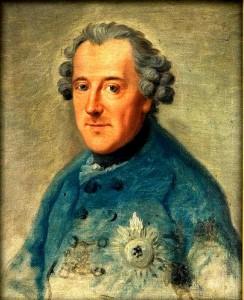 Friedrich der Große 1763