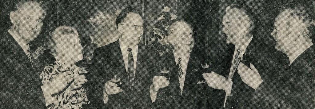 Max Schmeling bei Krietemeyer