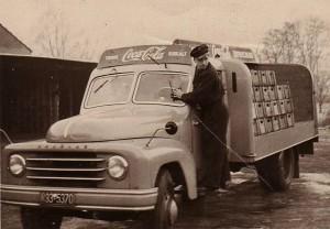 Auslieferung um 1955