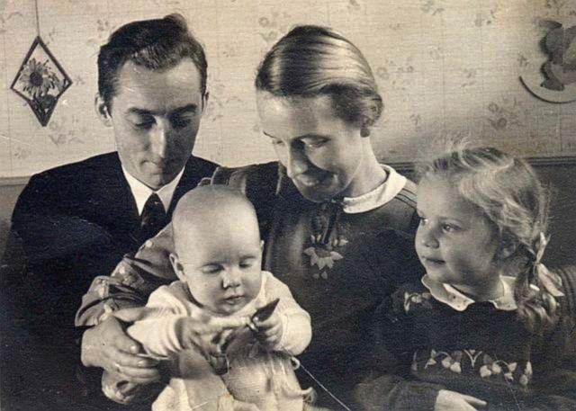 Familie Krüsmann