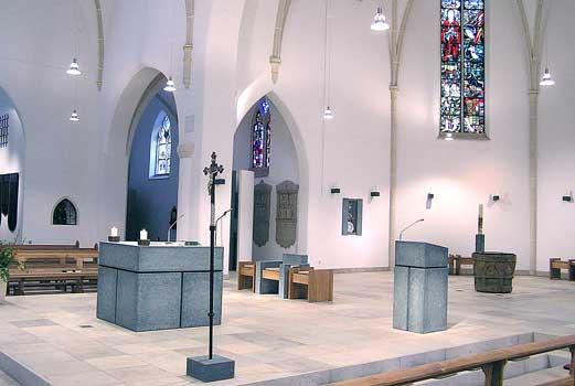 Nach der Renovierung 2009
