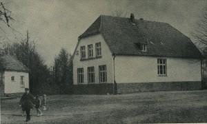 Schule in Endeln 1912