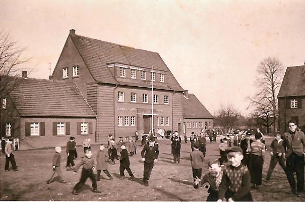 Früheres Schulleben