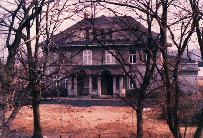 Villa Keller vor dem Umbau