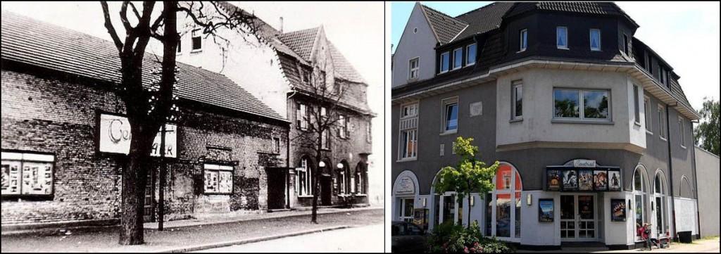 Centralkino in Holsterhausen früher und heute
