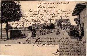 Blick auf Maria LIndenhof