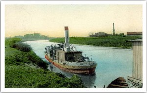 Lippedampfschifffahrt 1909