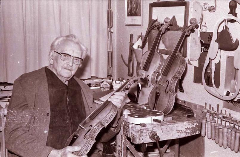 Geigenbauer Lössel