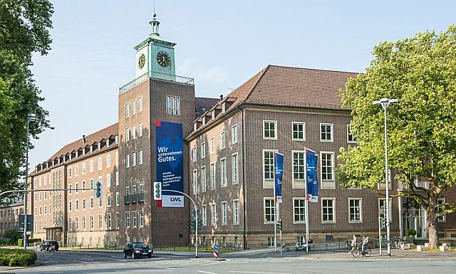 Sitz des LWL in Münster