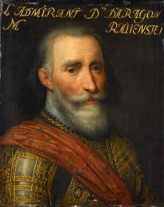 Francisco Hurtado de Mendoza, Gemälde von J. A. van Ravesteyn